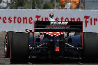 Helio Castroneves, Honda Grand Prix of St. Petersburg,  Streets of St. Petersburg, FL  USA 3/28/2010