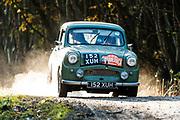 Day 01. Wrotham - le Mans. Car 06. Riley Standard 10