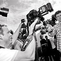 ©Stefano Meluni / LaPresse.15-05-2008 Cannes.spettacolo.61 Festival del cinema di Cannes.Photocall - Tokio!.Nella foto:  Michel Gondry..©Stefano Meluni / LaPresse.15-05-2008 Cannes.show.61 Festival Cannes.Photocall - Tokio!.In the photo: Michel Gondry