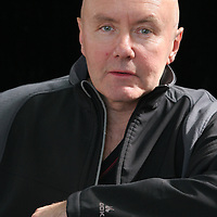 IRVINE WELSH, SCOTTISH AUTHOR OF 'TRAINSPOTTING', EDINBURGH INTERNATIONAL BOOK FESTIVAL. Saturday 12th August 2006. Over 600 authors from 35 countries are appearing at the Edinburgh International Book festival during 12th-28th August. The festival takes place in historic Edinburgh city, a UNESCO City of Literature.