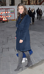Imogen Thomas attends Annie Gala Screening at Odeon West End, Leicester Square, London on Sunday 14 December 2014