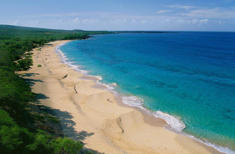Big Beach, Makena Beach State Park, Maui, Hawaii.