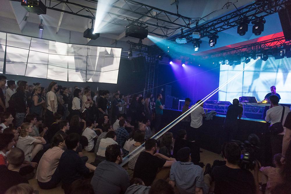 NOCTURNE 2, Musée d'art contemporain de Montréal (MAC), Kara-Lis Coverdale.