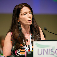 Unison National Delegate Conferance being held in the SEEC in Glasgow, Scotland on the 17th June 2015