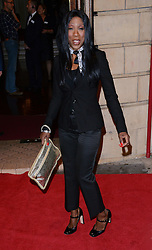 Heather Small attends Memphis Press Night at The Shaftesbury Theatre, Shaftesbury Avenue, London on Thursday 23rd October 2014