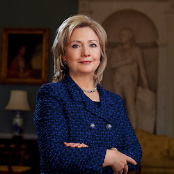 Secretary of State Hillary Rodham Clinton is seen at the Department of State, Washington, D.C. on Feb. 1, 2011.