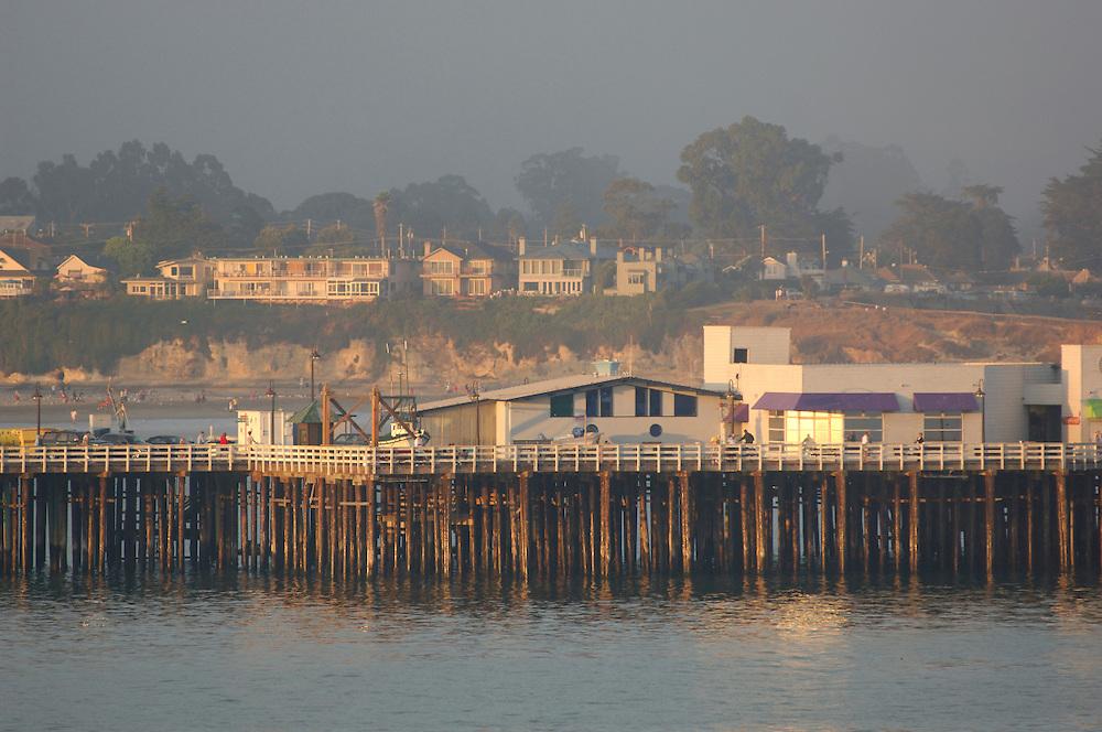Santa Cruz Pier, Santa Cruz, California, United States of America