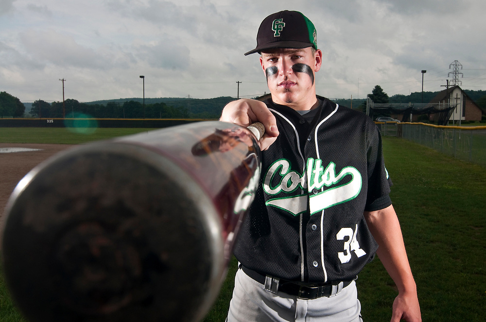 Clear Fork's Brendan Liberti, 2010 News Journal Player of the Year (Rob Hardin / News Journal)