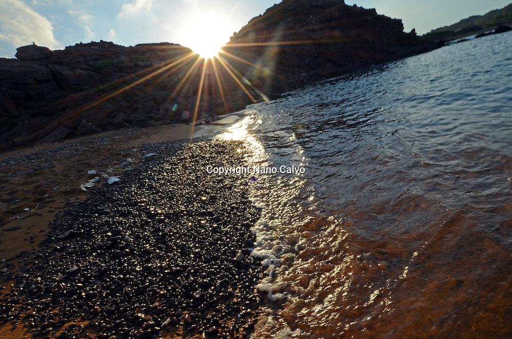 Beautiful Cala Pregonda, Es Mercadal, Menorca