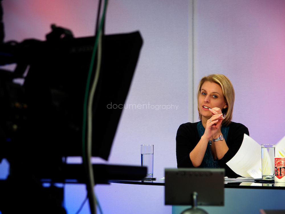 www.18doughtystreet.com.7:00PM  Up Front.Zoe Phillips and her guests take a lively look at the day's news.