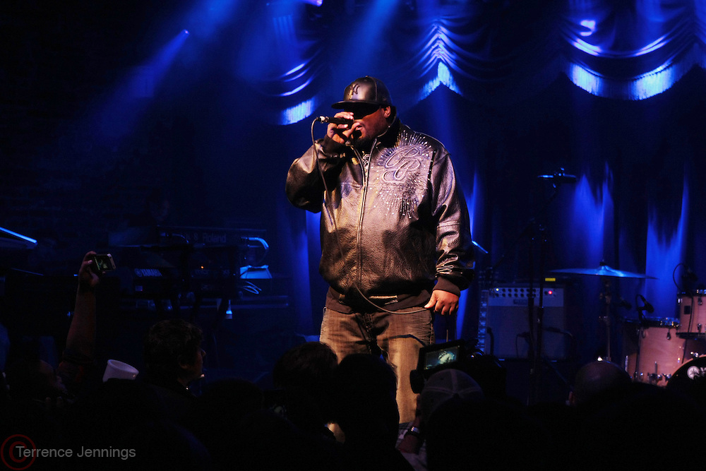 New York, NY- December 15 -  Razel of The ROOTS! performs at the Okayplayer's 5th Annual Holiday JAM w/ The ROOTS! held at Brooklyn Bowl on December 15, 2011 in Brooklyn, New York City. Photo Credit: Terrence Jennings