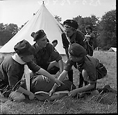 1961-27/08 Scouts at Larch Hill