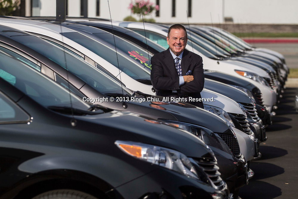 Frederick (Fritz) Hitchcock, CEO of Hitchcock Auto Resources and 2013 Board Chair of the California Chamber of Commerce. (Photo by Ringo Chiu/PHOTOFORMULA.com)