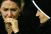 Vaticano.I giorni di preghiera dopo la morte del papa Giovanni Paolo II (Carol Josef Wojtyla).foto:Stefano Meluni