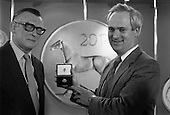 1986 - First New 20p Coin Issued.