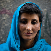 Jamila, mother of Sobia. <br />