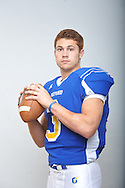 Oxford High quarterback Parker Adamson, in Oxford, Miss. on Thursday, December 6, 2012, is the Oxford Eagle's player of the year for 2012..