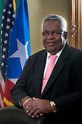 Official portrait of  Hon. Marcelo Trujillo Panisse, Mayor of  Humacao, Puerto Rico. (2010)