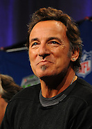 Bruce Springsteen & The E Street Band - Pre Super Bowl XLIII Press Conference