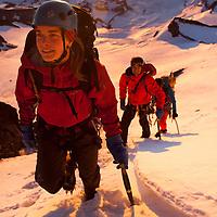 Outdoor: 13 hours on Mt. Rainier, via Gibraltar Ledges and Ingraham Direct