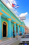 Municipal people's power in Consolacion del Sur, Pinar del Rio Province, Cuba.