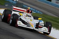 Mario Dominquez, Camping World Indy Grand Prix at the Glen, Watkins Glen International, Watkins Glen, NY USA 6/7/08