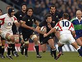 20051119  England vs New Zealand Autumn International