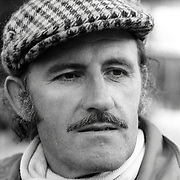Automobile racing, Formula One (Grand Prix) driver Graham Hill (twice F-1 world champion: 1962, 1968). He also won the Indianapolis 500 and the 24 Hours of Le Mans.