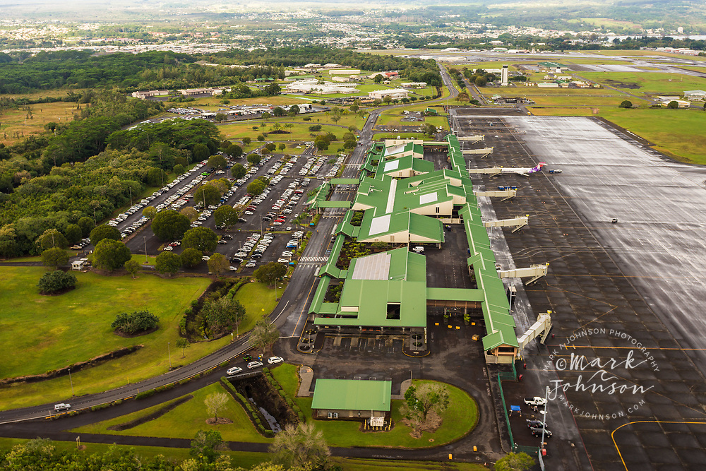Hilo Airport, Big Island, Hawaii