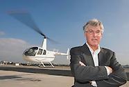 Kurt Robinson, CEO of Robinson Helicopter
