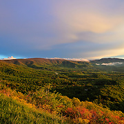 &quot;Blue Ridge Spring&quot;<br /> <br /> The wondrous beauty of The Blue Ridge Mountains during spring!!<br /> <br /> The Blue Ridge Mountains by Rachel Cohen