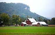 A collection of Barns that still can be seen while traveling the countryside in  the beautiful State of Wisconsin.<br /> Buffalo County- barn with Hwy 35 and Hwy 25 North. Barns from around the State of Wisconsin.