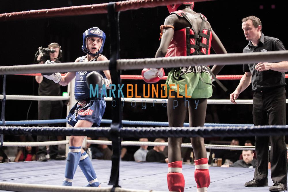 Luciano Mendola vs. Mo Dieng