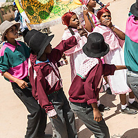Namib 550 - Visiting the Topnaar Traditional Community