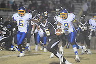 Oxford High vs. Starkville in MHSAA playoff action in Starkville, Miss. on Friday, November 16, 2012. Starkville won.