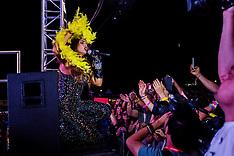 Ana Barbara Performs at 2015 Los Angeles Pride Festival