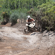 2010 WORCS ATV round #6 at Cahuilla MX in Anza California