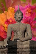 Buddha Statue, Limited Edition Print of 50