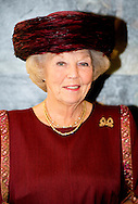 2-10-2014  - THE HAGUE Princess Beatrix of the Netherlands lives Thursday afternoon, October 2 at the Spanish Court in The Hague, the ceremony at the Max van der Stoel Award. The award goes to Spravedlivost, a human rights NGO in Kyrgyzstan . COPYRIGHT ROBIN UTRECHT