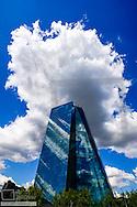 EZB, Frankfurt, Deutschland