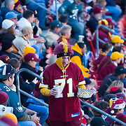 Philadelphia Eagles vs the Washington Redskins at Fed Ex Field on December 10, 2006