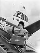 1960 - Miss Maeve McKenna, Fiesta Princess