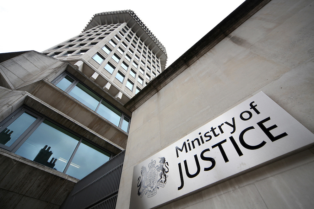 Ministry of Justice..Photo by Jonathan Goldberg