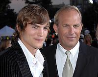 Ashton Kutcher, Kevin Costner
