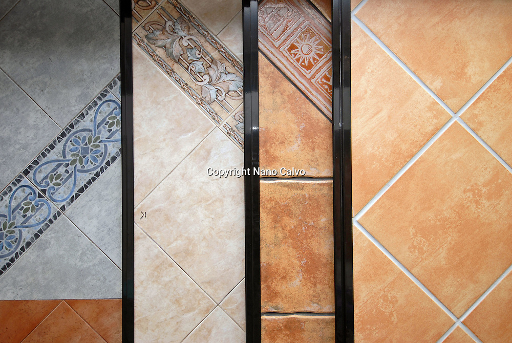 Craft tiles for house decoration