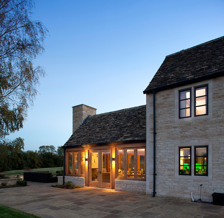 Modern Cotswold Farmhouse | Andy Marshall: Architectural ...