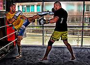 ImpactLPA MMA Training Days