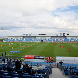 141104 Real Madrid U19 v Liverpool U19