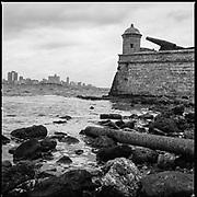 El Morro Fort, Havana, Cuba