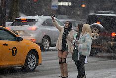 FEB 08 2013 New York Blizzard